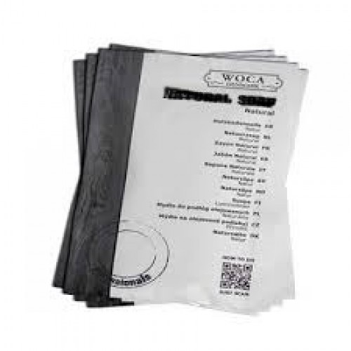 Woca Diamond Oil Carbon Black 25mL Sample Sachet    (DC)