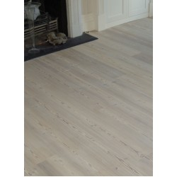 DC003 kit (e). Woca Softwood Lye & Faxe white soap floor kit, 56 to 75m2, Work by hand.   (DC)