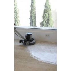 DC016 kit (e). Element 7 MA white floor kit, work with buffing machine 96 to 120m2.  (DC)