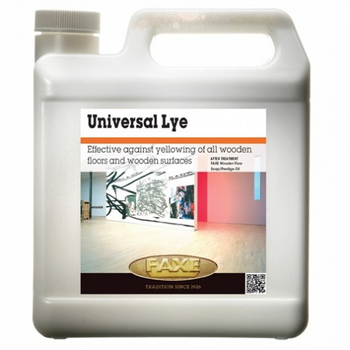 Faxe Universal Lye White 1L E10011 028707324100GB (DC)