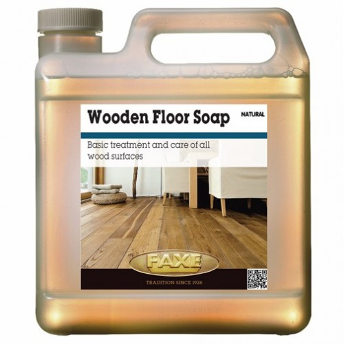 Faxe Wooden Floor Soap Natural 1L E10131 029007302100GB (DC)