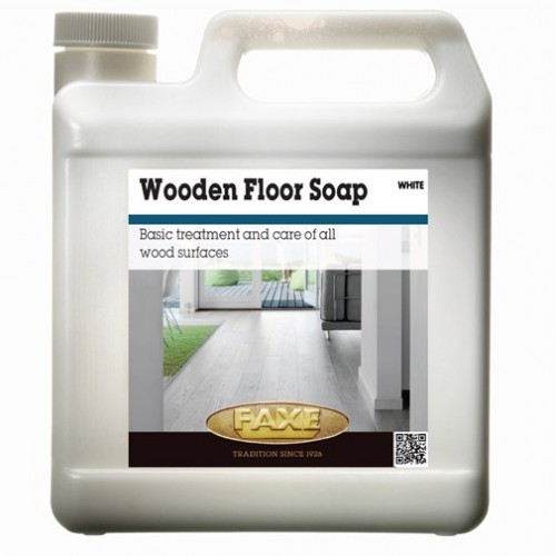 Faxe Wooden Floor Soap White 1L E10141 (DC)
