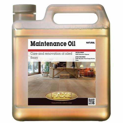 Faxe Maintenance Oil Natural 1L E14211 (DC)