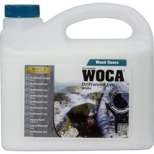 Woca Driftwood Lye White 2.5L 500278a  (DC)
