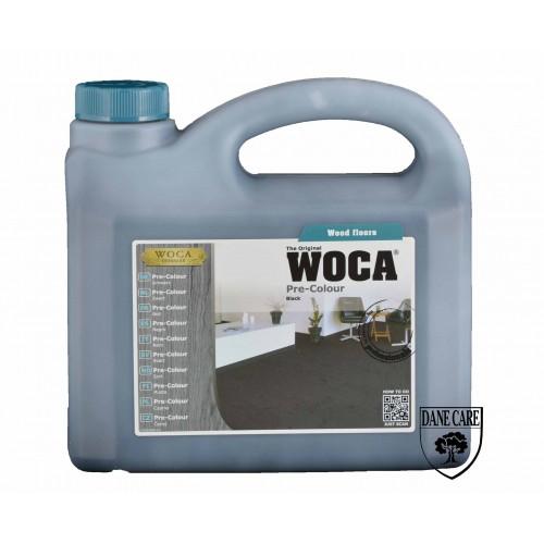 Woca Pre Colour Stain Black 2.5L 500232A  (DC)