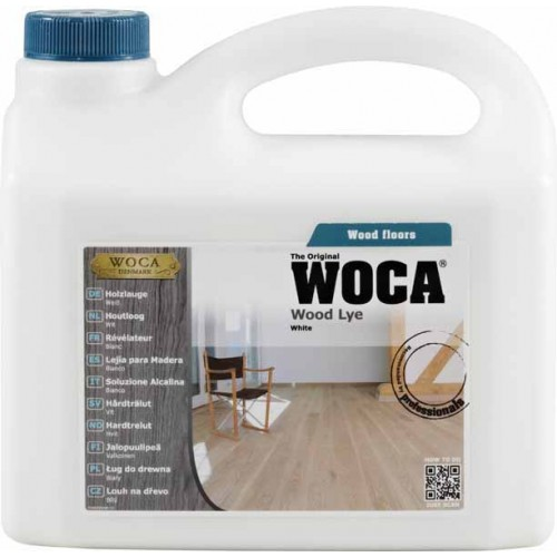 Woca Wood Lye white 2.5L 500235A (DC)