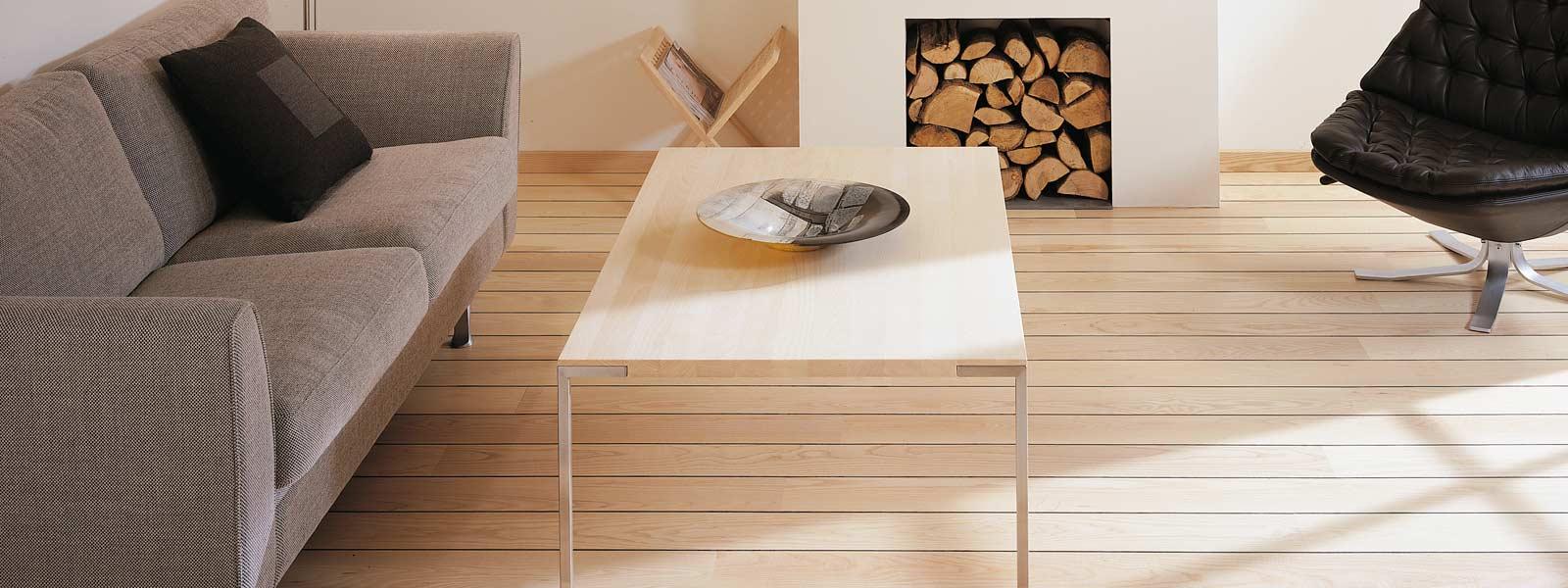 Wood lye and white oil