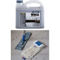 Kit Saving: DC073 Clean & care for grey oiled floors, starter E7 (DC)