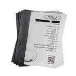 Woca Colour Oil Black 120 25ml sample sachet (DC) 532000SA