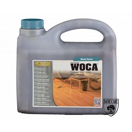 Woca Colour Oil Rhode Brown 106 2.5L 530625A  (DC)
