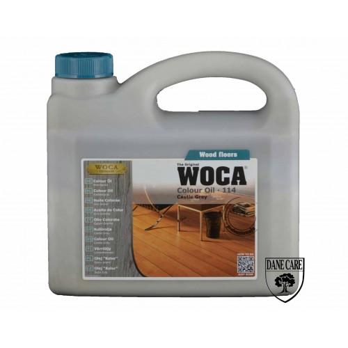 Woca Colour Oil Castle Grey 114 2.5L 531425A  (DC)