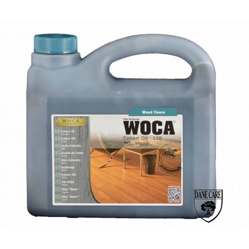 Woca Colour Oil Black 120 10ltr total; box of 4 x 2.5L (WF) 532025A1