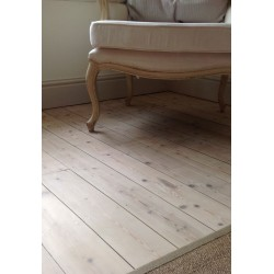 Kit Saving: DC005 (c) Woca Wood Lye white & Woca Master Colour Oil white floor, 16 to 35m2, Work by hand  (DC)