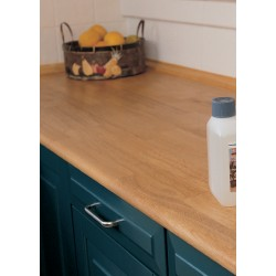 DC029: Natural worktop oiling kit. One worktop.  (DC)