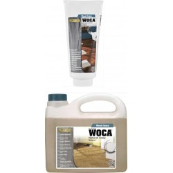 Kit Saving: DC119, Essential, Clean naturally UV oiled floors, 2.5L Soap, 200ml Maintenance Gel (DC)