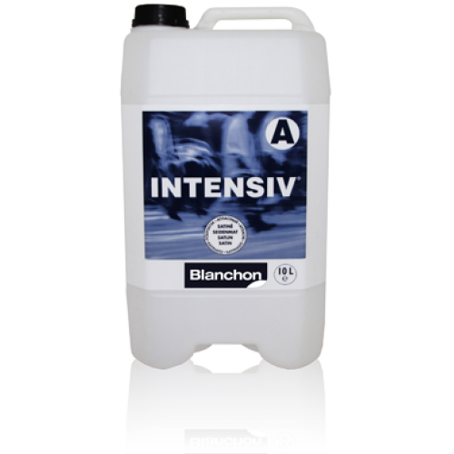 Blanchon INTENSIV® (including hardener) 6 ltr (six 1 ltr cans) invisible effect 04220199 (BL).