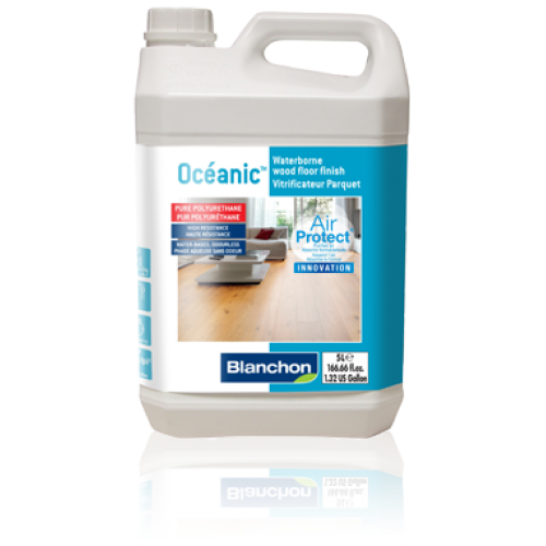 Blanchon OCEANIC AIR PROTECT 10 ltr (two 5 ltr cans) SATIN 01580517 (BL).