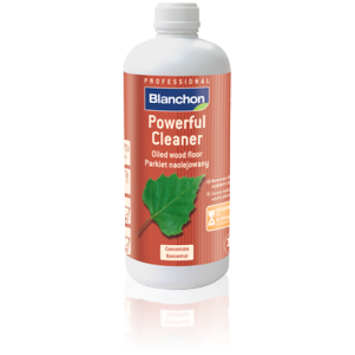 Blanchon POWERFUL CLEANER 4 ltr (four 1 ltr cans) 01910024 (BL).
