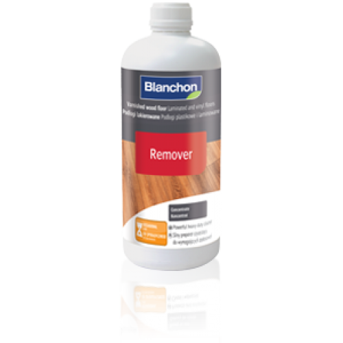 Blanchon Remover 4 ltr (four 1 ltr cans) 01104225 (BL).