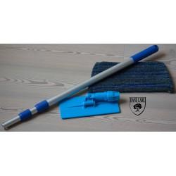 Kit Saving: DC174 Doodlebug Lacquer Maintenance (doodlebug (23cm), its handle, scrub mop head and cloth) (DC)
