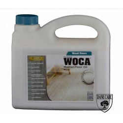 Woca Master Floor Oil,, white 10ltr total; box of 4 x 2.5L (WF) 522573A