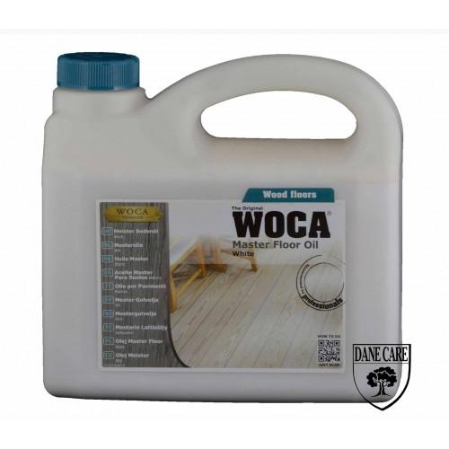 Woca Master Floor Oil,, white 10ltr total; box of 4 x 2.5L (WF) 522573A