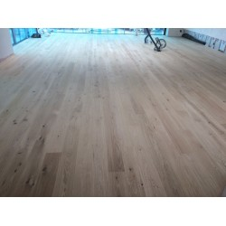 Kit Saving: DC098 (c) Linea Natural Parquet topcoat oil, floor, zero colour impact, all wood types, 16 to 35m2  (DC)
