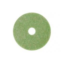 DC Nylon Buffing Pad Olive (41cm, Thin) (10) A008 (DC)