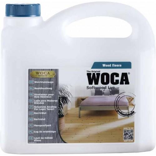 Woca Softwood Lye 2.5L 500225AA  (DC)