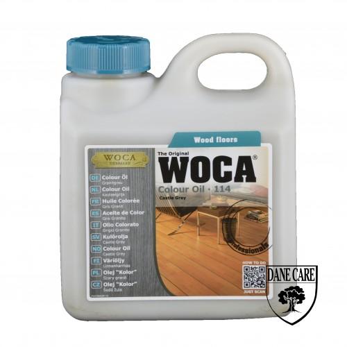 Woca Colour Oil Castle Grey 114 1L 531400A  (DC)