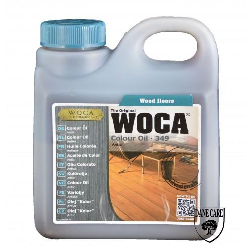 Woca Colour Oil Antique 349 1L 532300A  (DC)