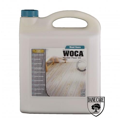 Woca Master Floor Oil,, white 20ltr total; box of 4 x 5L (WF) 522575AA