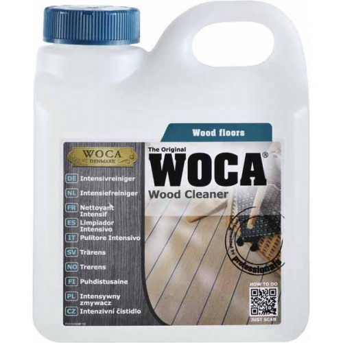 WOCA Intensive Wood Cleaner IWC 1L 551510A (DC)