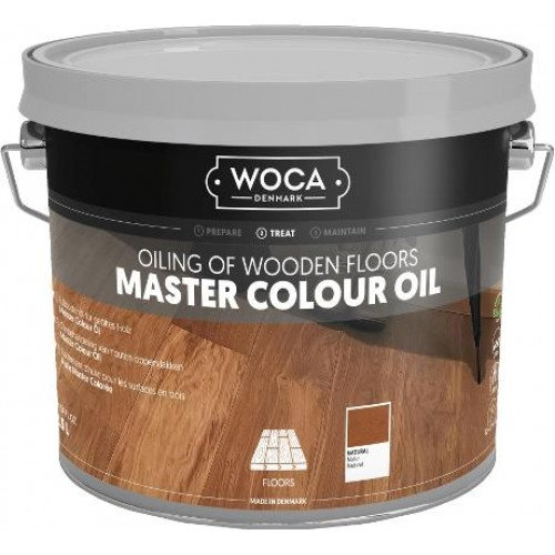 Woca Master Colour Oil Natural 2.5L 522073AA  (DC)