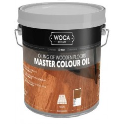 Woca Master Colour Oil white 5ltr 522575AA (DC)