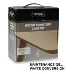 Woca Furniture Care Kit (Maintenance Box), White variants, DC conversion (DC)