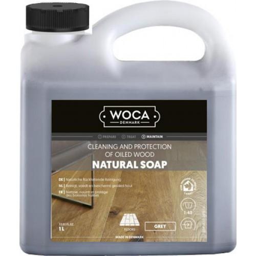 Woca Natural Soap Grey 1L 511410AA  (DC)
