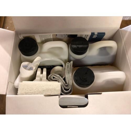 Woca Maintenance Box Kit, Natural (Oil) 699962AN  (DC)