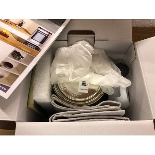 Woca Worktop Oiling Box Kit, White 699975AW  (DC)
